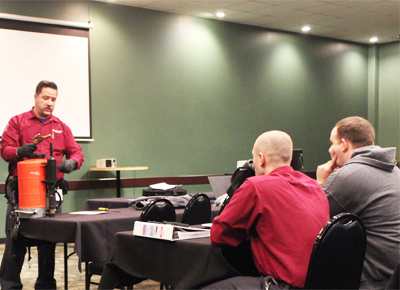 Quality Pro Workplace Training at Batzner Pest Control in Wisconsin - Serving New Berlin, Green Bay, Milwaukee, Madison, Racine and surrounding areas