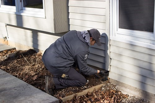 Winter pest control service in Wisconsin by Batzner Pest Control
